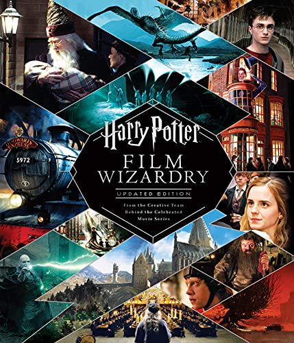 9780593071717: Harry Potter Film Wizardry (Revised and expanded): the perfect gift for any Harry Potter fan