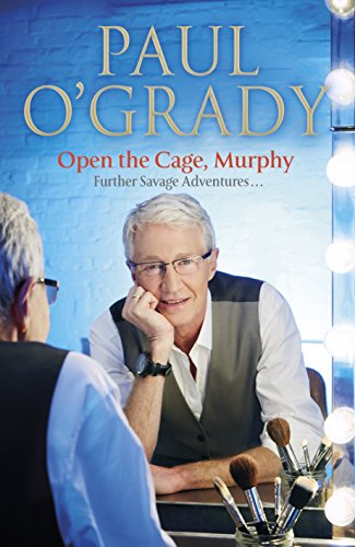 OPEN THE CAGE, MURPHY - SIGNED FIRST EDITION FIRST PRINTING.