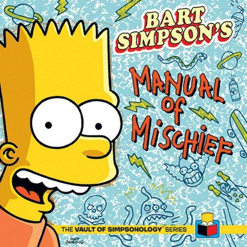 9780593073018: Bart Simpson's Manual of Mischief