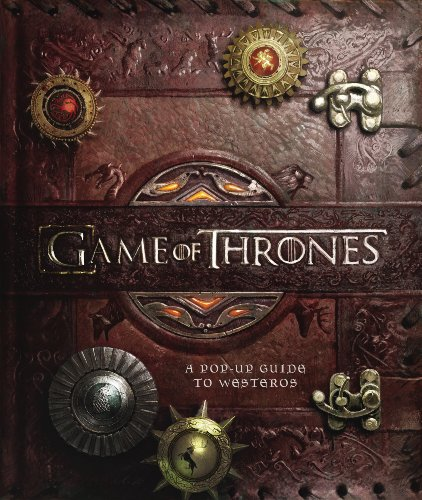 9780593073452: Game of Thrones: A Pop-up Guide to Westeros
