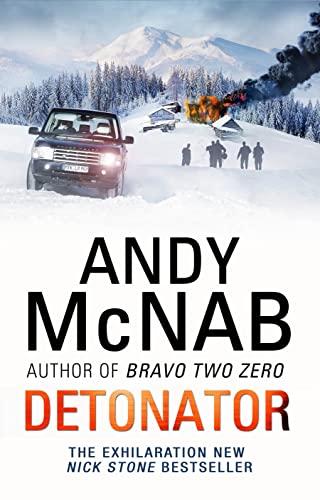9780593073780: Detonator: Nick Stone Thriller 17
