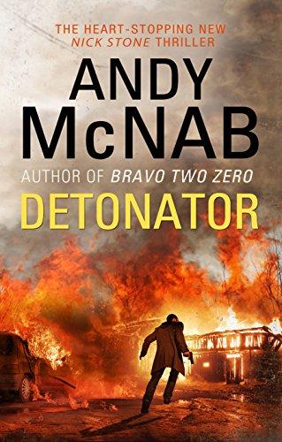 9780593073797: Detonator: Nick Stone Thriller 17