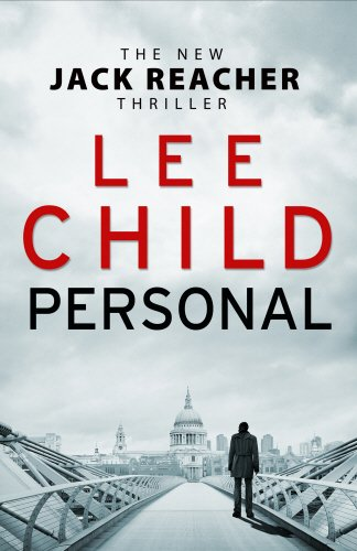 PERSONAL - THE 19TH JACK REACHER THRILLER - SIGNED FIRST EDITION FIRST PRINTING
