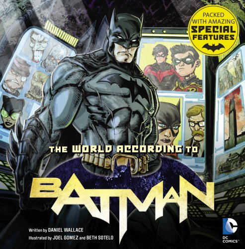 9780593074251: The World According to Batman