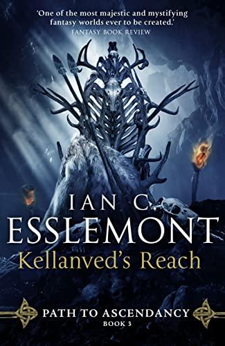9780593074756: Kellanved's Reach: Path to Ascendancy Book 3