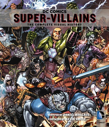9780593075098: DC Comics: Super-Villains: The Complete Visual History