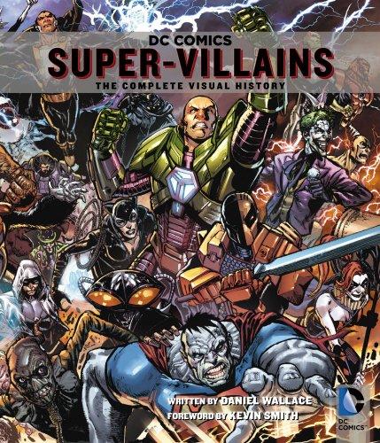 9780593075098: DC Comics: Super-Villains: The Complete Visual History