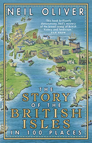 9780593079799: The Story of the British Isles in 100 Places