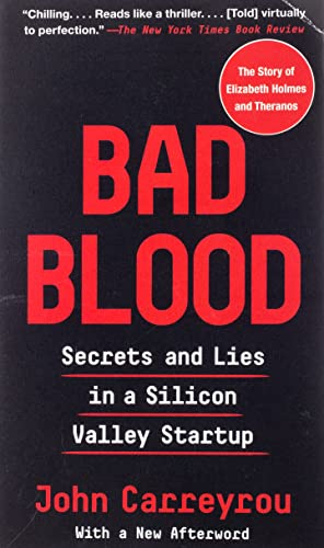 9780593081648: Bad Blood: Secrets and Lies in a Silicon Valley Startup
