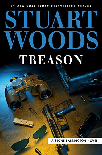 Book Cover: Treason
