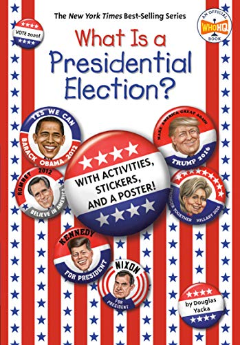 9780593095614: What Is a Presidential Election?: with Activities, Stickers, and a Poster!