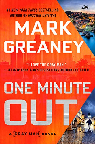 Book Cover: One Minute Out