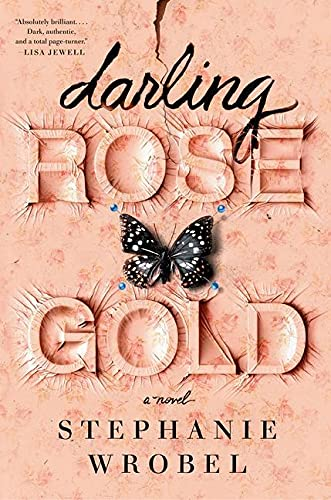 Book Cover: Darling Rose Gold
