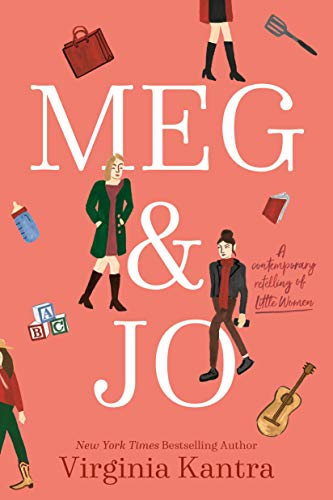 Book Cover: Meg and Jo