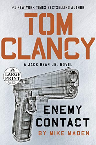 Book Cover: Tom Clancy Enemy Contact