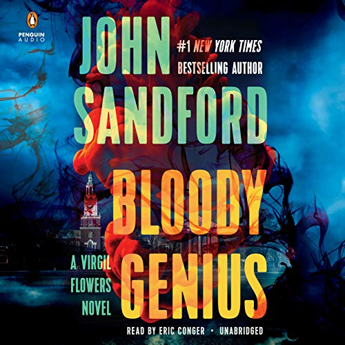 Book Cover: Bloody Genius
