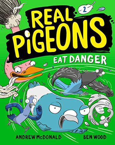9780593119464: Real Pigeons Eat Danger (Book 2)