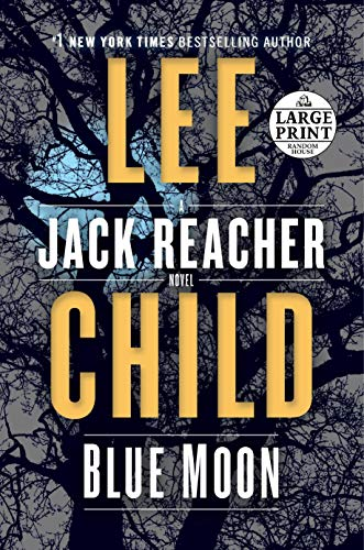 9780593168158: Blue Moon: A Jack Reacher Novel: 24