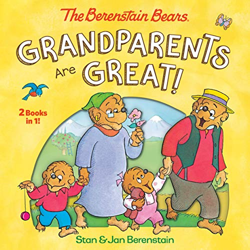 9780593176092: Grandparents are Great! (The Berenstain Bears)