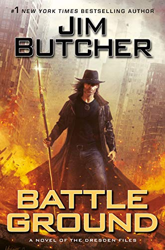 Book Cover: Battle Ground