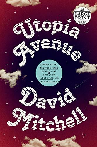 9780593215104: Utopia Avenue (Random House Large Print)