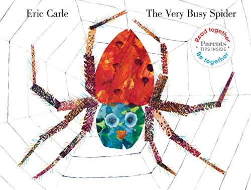 9780593224243: The Very Busy Spider (Read Together, Be Together)