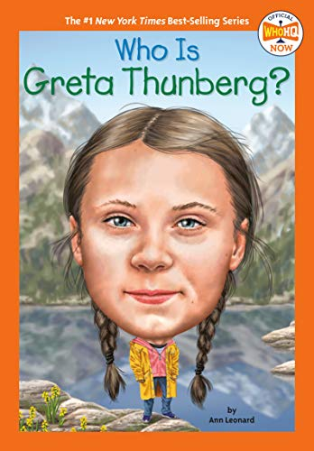 9780593225677: Who Is Greta Thunberg?