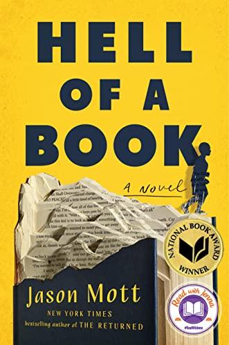 9780593330968: Hell of a Book: A Novel