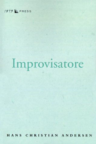 9780594007449: The Improvisatore