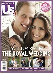 9780594016670: Us Weekly Will & Kate the Royal Wedding Magazine
