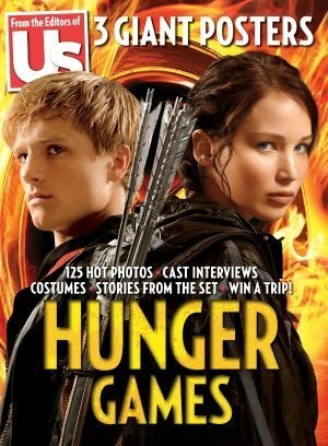 9780594203438: Us Weekly Special Hunger Games