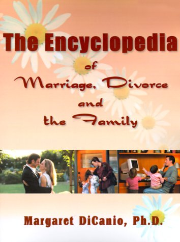 9780595000227: The Encyclopedia of Marriage, Divorce and the Family