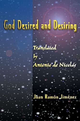 God Desired and Desiring: Juan Ramon Jimenez