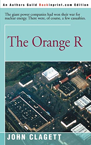 The Orange R: John Clagett