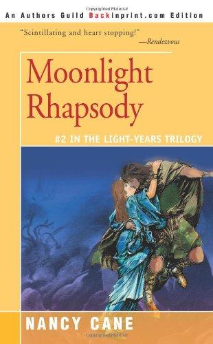 9780595003020: Moonlight Rhapsody (Light-Years Trilogy)