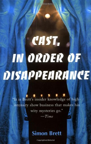 9780595003396: Cast, In Order of Disappearance (Charles Paris Mysteries (Paperback))