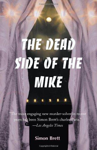 The Dead Side of the Mike (Charles Paris Mysteries): Simon Brett