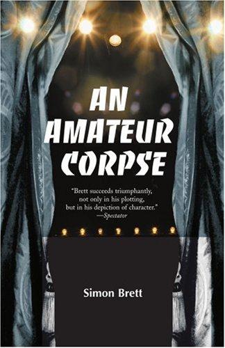 9780595003594: An Amateur Corpse