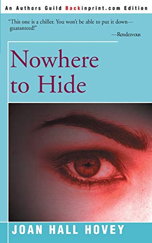 9780595003662: Nowhere to Hide