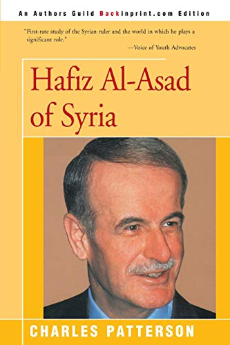 Hafiz Al-Asad of Syria: Patterson, Charles