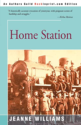 9780595004478: Home Station