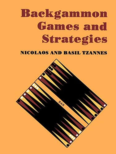 9780595005376: Backgammon Games and Strategies