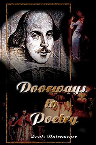 9780595006526: Doorways to Poetry