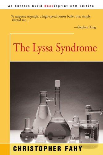 9780595006915: The Lyssa Syndrome