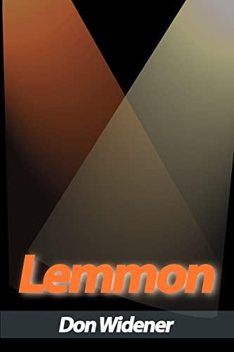 Lemmon: Don Widener