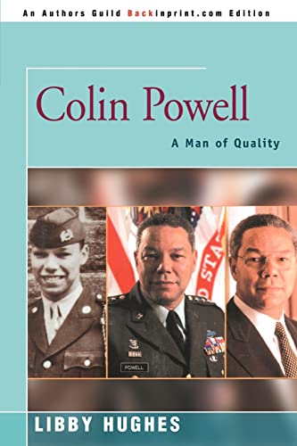 9780595007349: Colin Powell: A Man of Quality