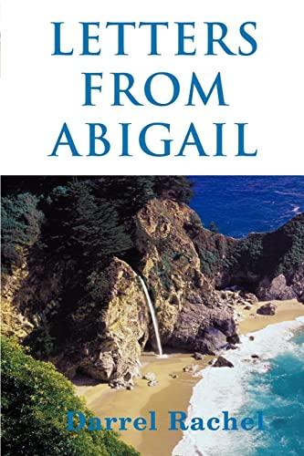 Letters From Abigail: Rachel, Darrel