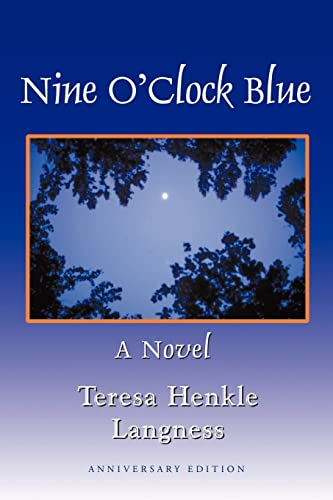 9780595007516: Nine O'clock Blue