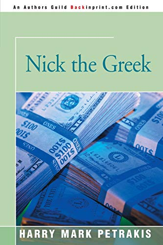 9780595007615: Nick the Greek