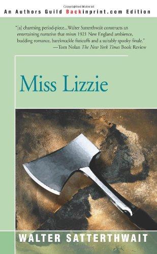 9780595007943: Miss Lizzie